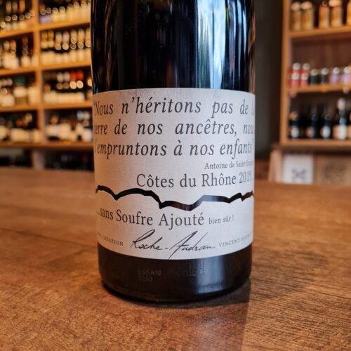 """Côtes du Rhône Cuvée """"Nature"""""""