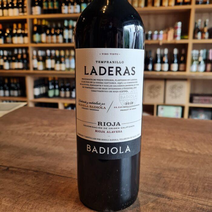 Laderas Tempranillo Rioja
