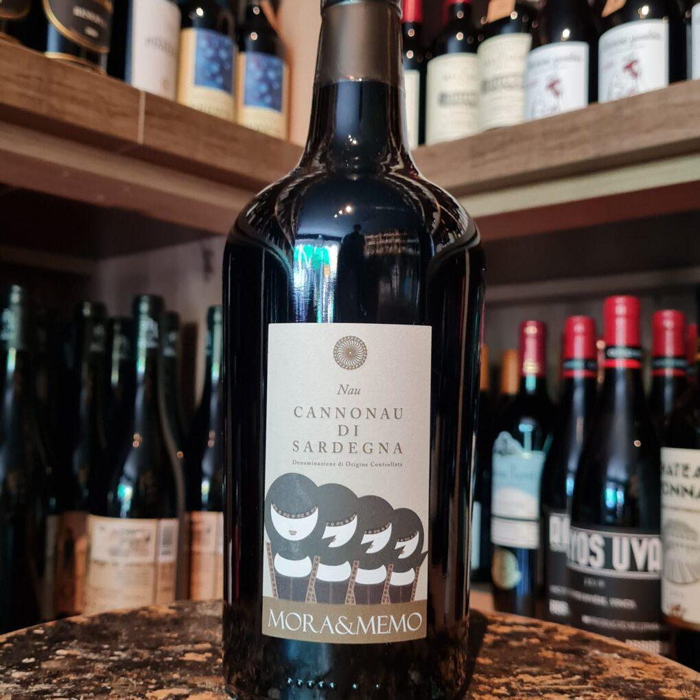 Nau Cannonau di Sardegna DOC